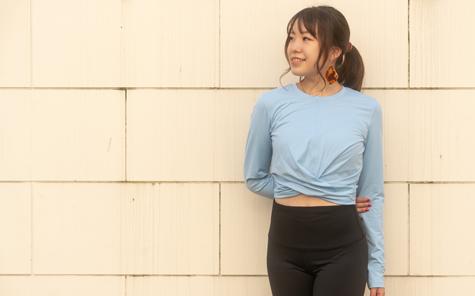 イージーヨガ MUST BUY ITEM ~Long sleeve tops~